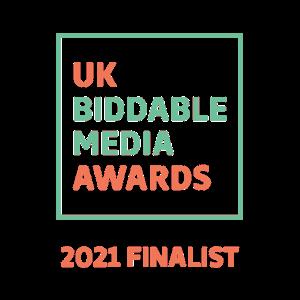 Award UK Biddable Media 2021