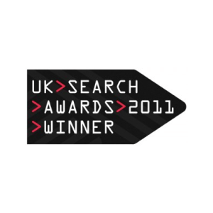 Award UK Search Awards 2011