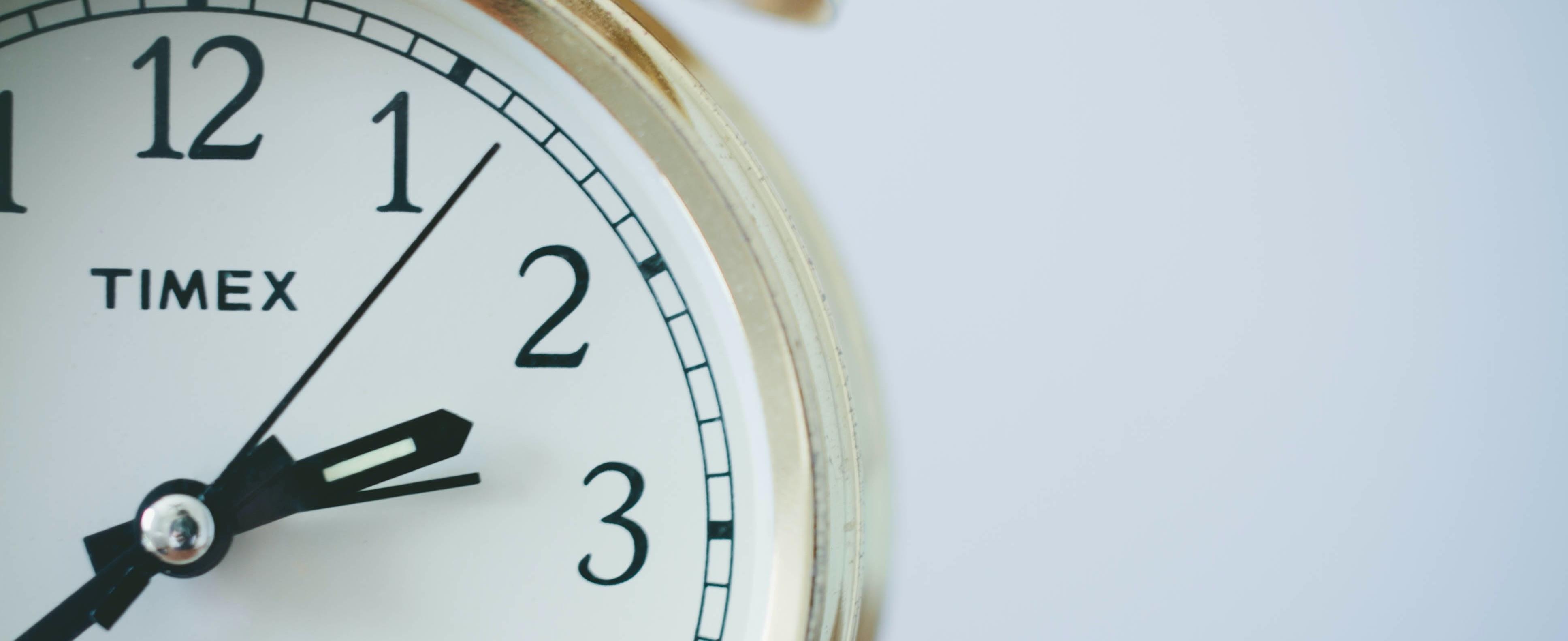 Hospitality marketing time image